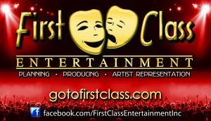 First Class Entertainment Logo